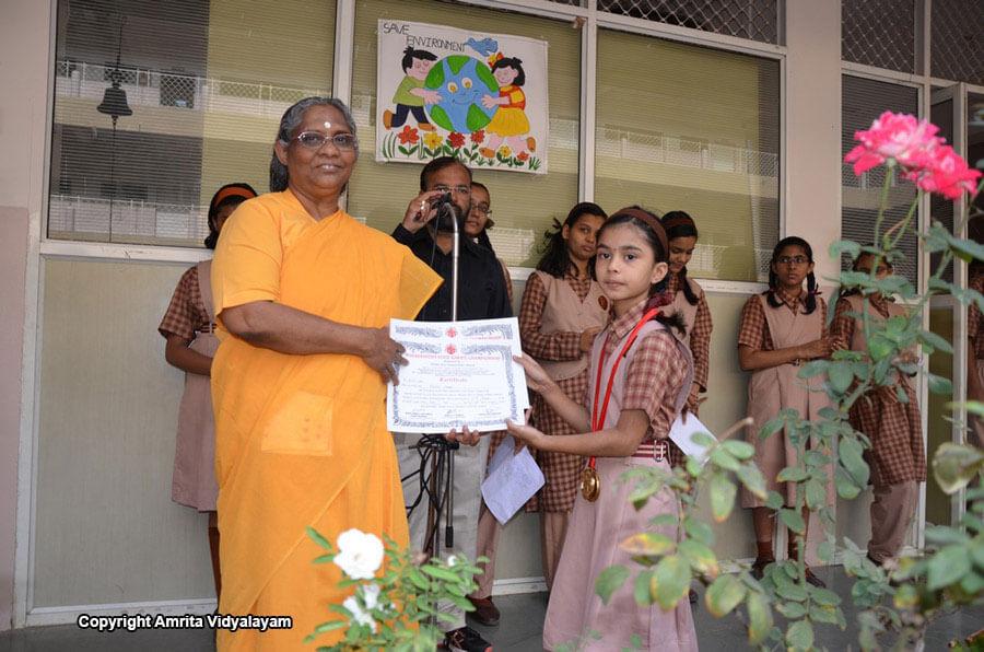 Pallavi Mane Shines at State Karate Championship