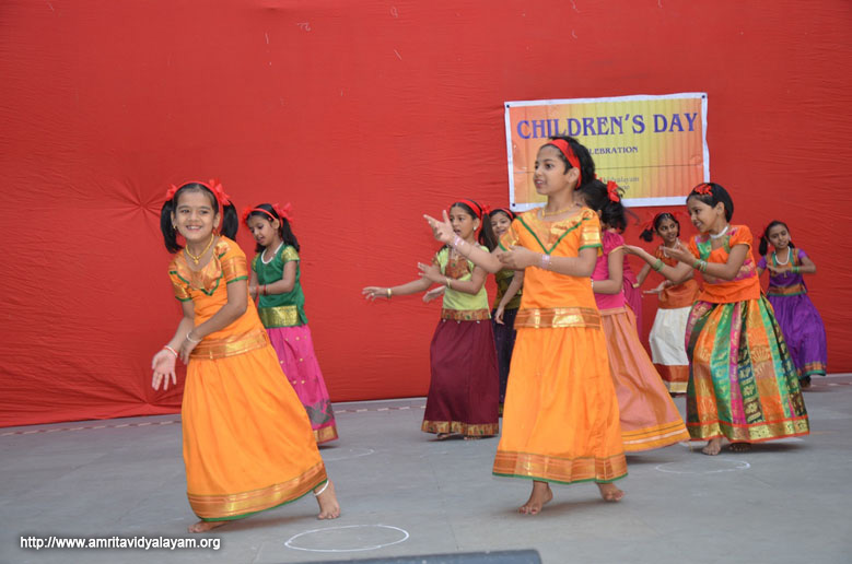 Childrens Day Celebration - Amrita Vidyalayam | Pune