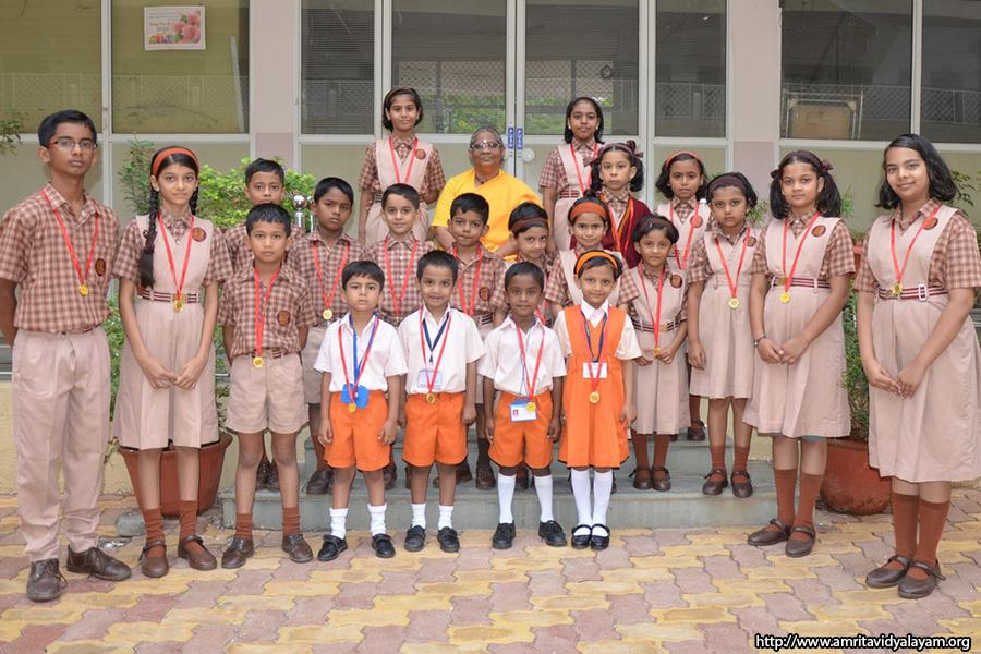Amrita Vidyalayam Main Admin - 2/6 - Amrita Vidyalayam   Pune